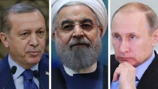 الاحتواء الروسي للقوى الإقليمية