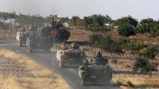 أردوغان: الجيش التركي سوف يدخل محافظة إدلب في سوريا