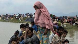 بنغلاديش: فيل يهاجم مخيماً للاجئين الروهينغا ويتسبب بمصرع طفلتين