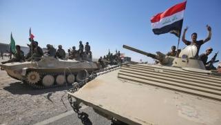 القوات العراقية تعلن السيطرة على مركز الحويجة