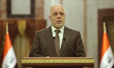 العبادي يجدد تمسكه برفض استفتاء كردستان