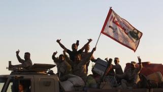 القوات العراقية تكمل سيطرتها على محافظة كركوك
