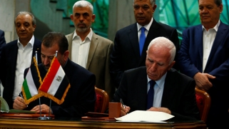 4 سنوات لاكتمال المصالحة الفلسطينية