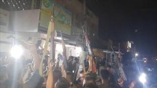 البشمركة ومتطوعون ينتشرون بكركوك بعد إنذار عراقي