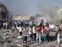 ارتفاع عدد قتلى انفجار مقديشو إلى أكثر من 300