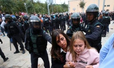 إشارات تهدئة خجولة في أزمة انفصال كتالونيا