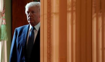 """ترمب يتعمد الغموض بشأن """"عاصفته"""" المرتقبة مع إيران"""