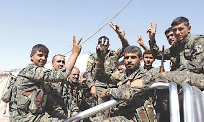 تركيا في إدلب لمنع «كوباني ثانية»