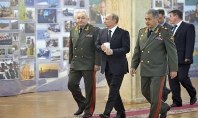تطور العقيدة العسكرية الروسية وتأثيراتها فى القوى الغربية