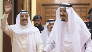 الجولة الخليجية مقياس لنجاح مساعي أمير الكويت