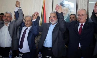 مصر ترعى مصالحة بين فتح وحماس