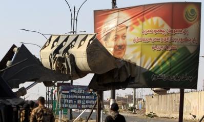 اتهامات بـ'خيانة كردية' وراء تسليم كركوك للقوات العراقية