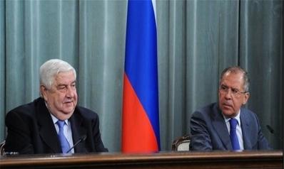 روسيا تحمي النظام السوري من ادانتة باستخدام المواد الكيميائية