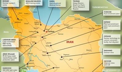 شبح المواقع العسكرية الإيرانية ما زال يطارد الاتفاق النووي