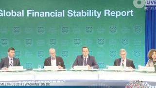 صندوق النقد: الاستقرار المالي العالمي يتحسن… لكن المخاطر تتزايد