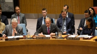 لندن وواشنطن تدعوان لفرض عقوبات على سوريا