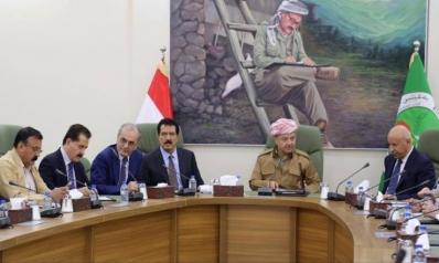 كردستان العراق يرحب بدعوة واشنطن للحوار مع بغداد