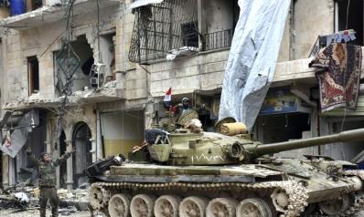 بعد التخلص من داعش: واشنطن وموسكو وجها لوجه في سوريا