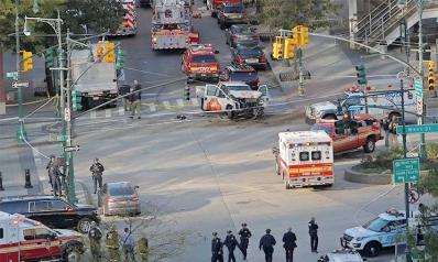 لماذا لم يعلن «الدولة الإسلامية» مسؤوليته عن هجوم مانهاتن؟