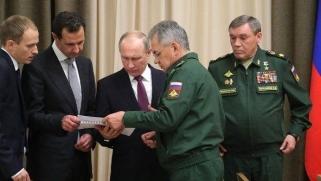 زيارة الأسد والمرحلة الجديدة