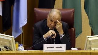 وزاري عربي طارئ بالقاهرة وسط توترات سياسية
