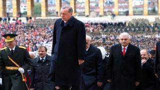 الرؤية التركية لأحداث المنطقة وتطوراتها