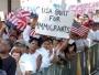 احتمال إغلاق أبواب الحكومة الأمريكية نهاية العام إذا لم يتراجع ترامب عن أوامره ضد المهاجرين