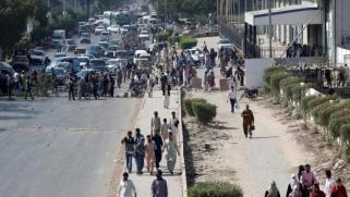 استقالة وزير العدل تنهي اضطرابات باكستان