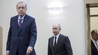 أردوغان وبوتين: الأولوية للحل السياسي بسوريا