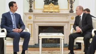 متى ينقض بشار تعهداته لبوتين؟