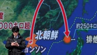 """بيونغ يانغ: حققنا هدفنا """"التاريخي"""" بأن نصبح دولة نووية وصاروخنا الجديد قادر على ضرب الأراضى الأمريكية"""