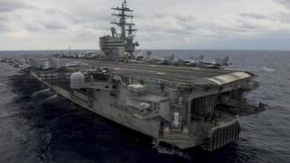 تحطم طائرة عسكرية أميركية على متنها 11 شخصاً