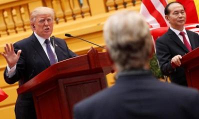 ترمب: أتفق مع تقييم المخابرات الأميركية بشأن التدخل الروسي