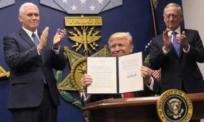 البيت الأبيض يطلب من المحكمة العليا السماح بإنفاذ أمر حظر السفر بالكامل