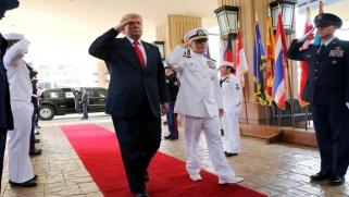 جولة ترمب الآسيوية وإعادة رسم الإستراتيجية الأميركية