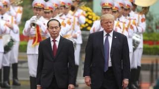 ترامب يثير المتاعب بلعبه دور وسيط السلام في شرق آسيا
