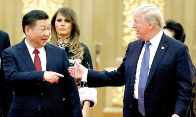 ترامب ينتزع صفقات بقيمة ربع تريليون دولار من الصين