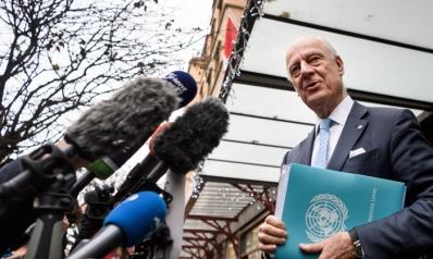 جنيف 8.. السوريون في 'مفاوضات حقيقية' للمرة الأولى