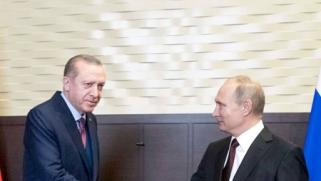 تحالف ضرورة بين موسكو وأنقرة وطهران لمواجهة واشنطن في سوريا