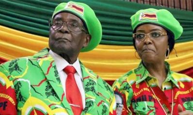 في وداع ديكتاتور زيمبابوي… وحرمه