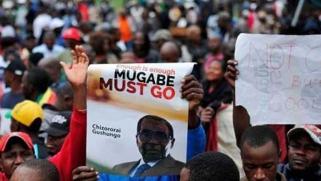 زيمبابوي: اجتماع للحزب الحاكم لبحث عزل موغابي