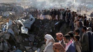 قتلى مدنيون بغارات للتحالف العربي على صعدة