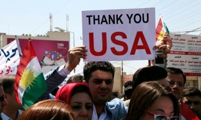 إعادة العلاقات الأمريكية مع «إقليم كردستان» إلى سابق عهدها