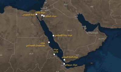 أبرز الموانئ الإستراتيجية على البحر الأحمر