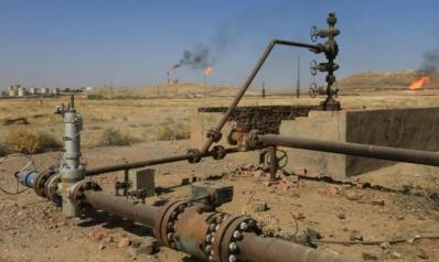 العراق يمد خط أنابيب جديداً لنقل خام كركوك لتركيا