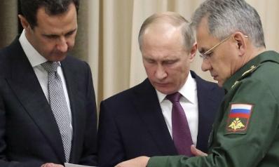 بوتين يربح الحرب في سوريا ويعدّ لمعركة السلام