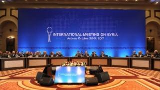 انطلاق الجولة الثامنة للمحادثات السورية في أستانا