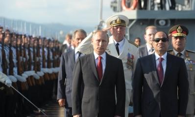 دلالات التوافق العسكري الروسي المصري