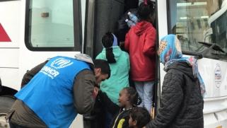 الأمم المتحدة تجلي لاجئين من ليبيا إلى إيطاليا للمرة الأولى