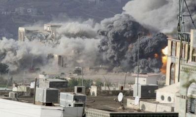 البنتاغون: أكثر من 120 غارة جوية أمريكية على اليمن في 2017